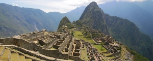 World of the Incas