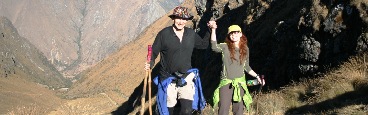 Trekking and Camping 2