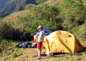 inca trail luxury camp