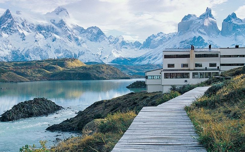 luxury patagonia