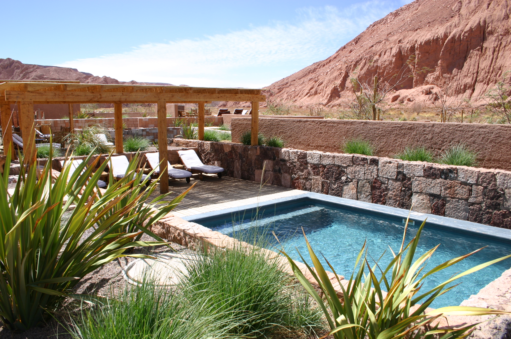 The Atacama Desert Offers Some Of Most Unique Environmentally Friendly Comfortable And Well Designed Hotels In South America
