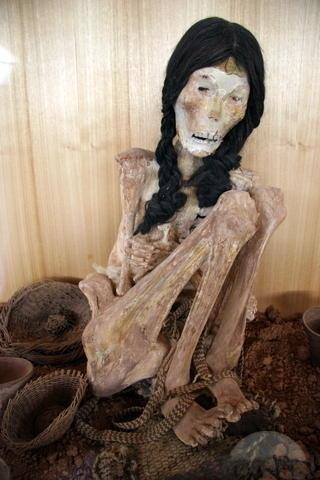 The Chinchorro Mummies