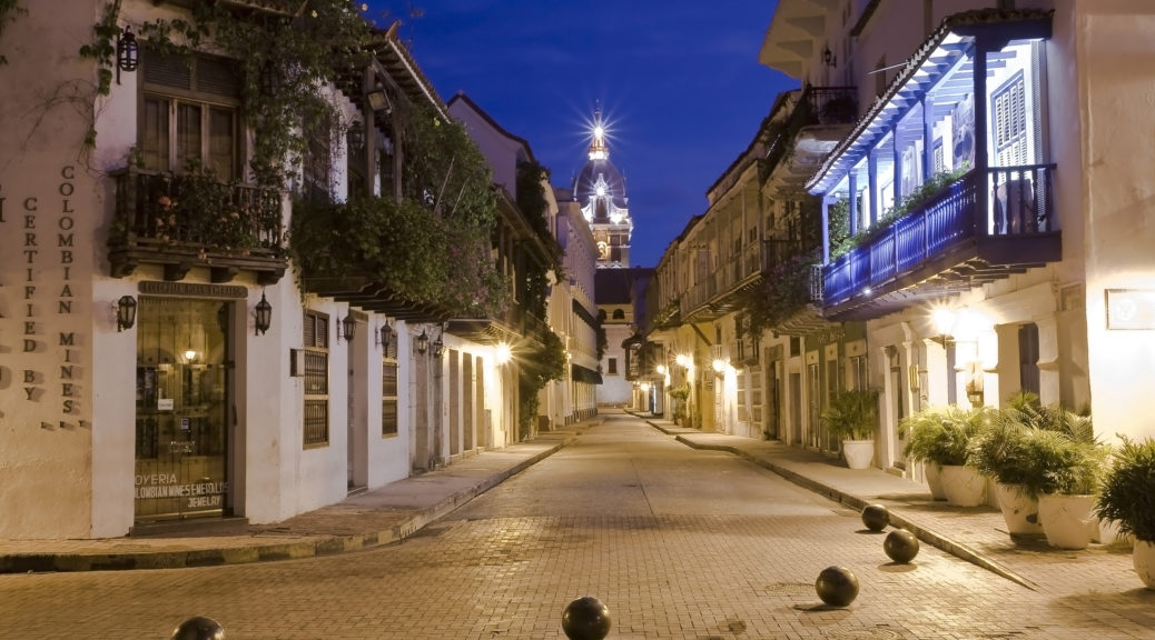 Cartagena de Indias. Photo courtesy of ProColombia.
