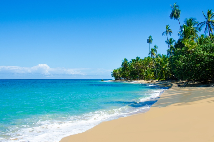 White Sand Beach Costa Rica The Best Beaches In World